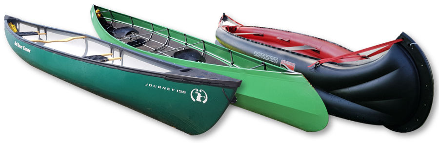 canoes comparison