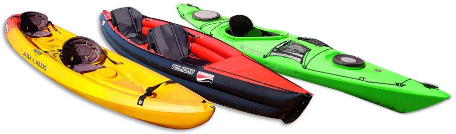 kayaks comparison