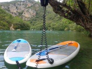 Choosing the right Stand-Up Paddle Board