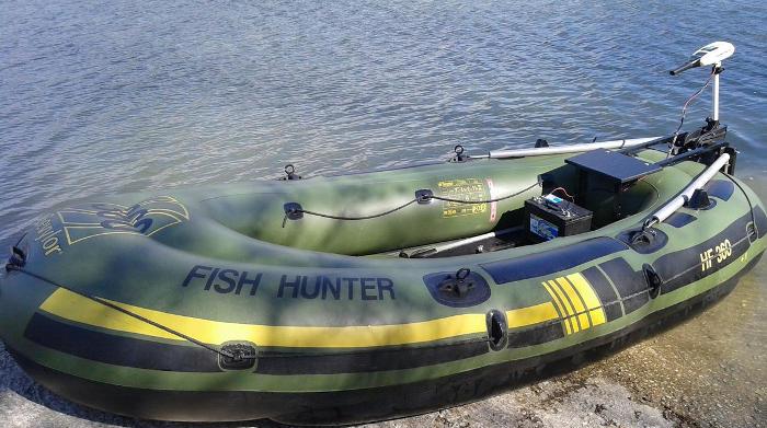 Sevylor Fishhunter 360
