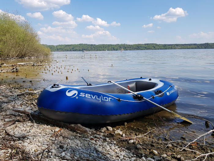 inflatable boats sevylor