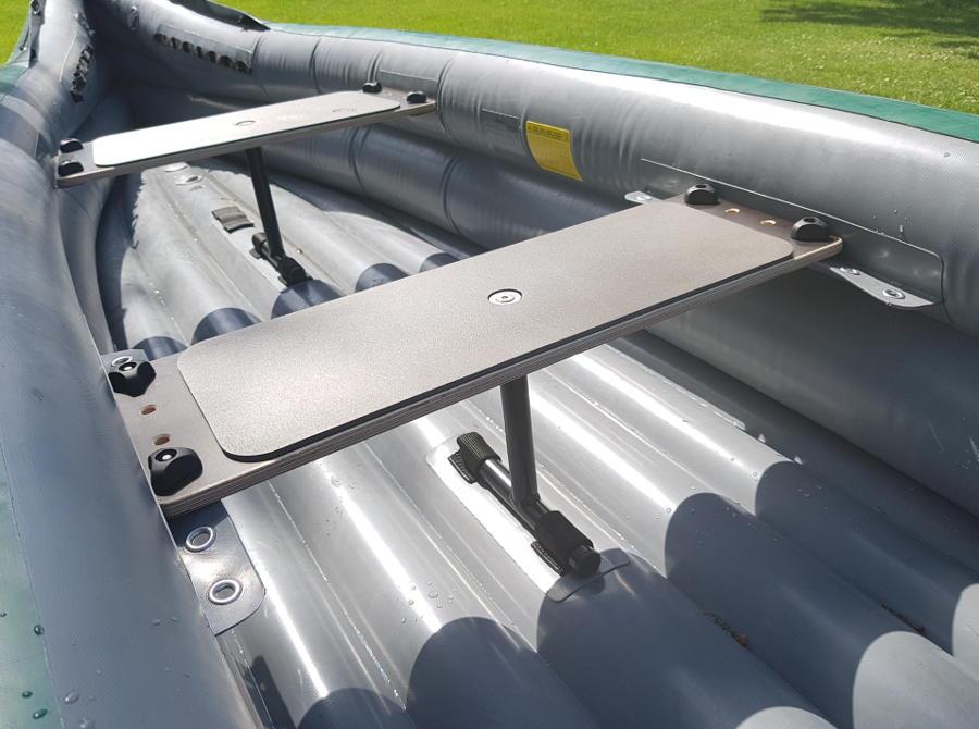 inflatable canoe bench seats