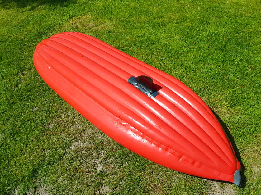 inflatable kayak hull