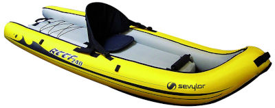 inflatable sit-on-top kayak
