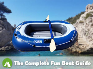 inflatable fun boat