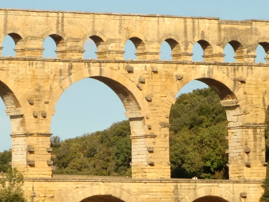 pont du gard history