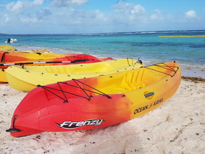 Frenzy Ocean Kayak Review