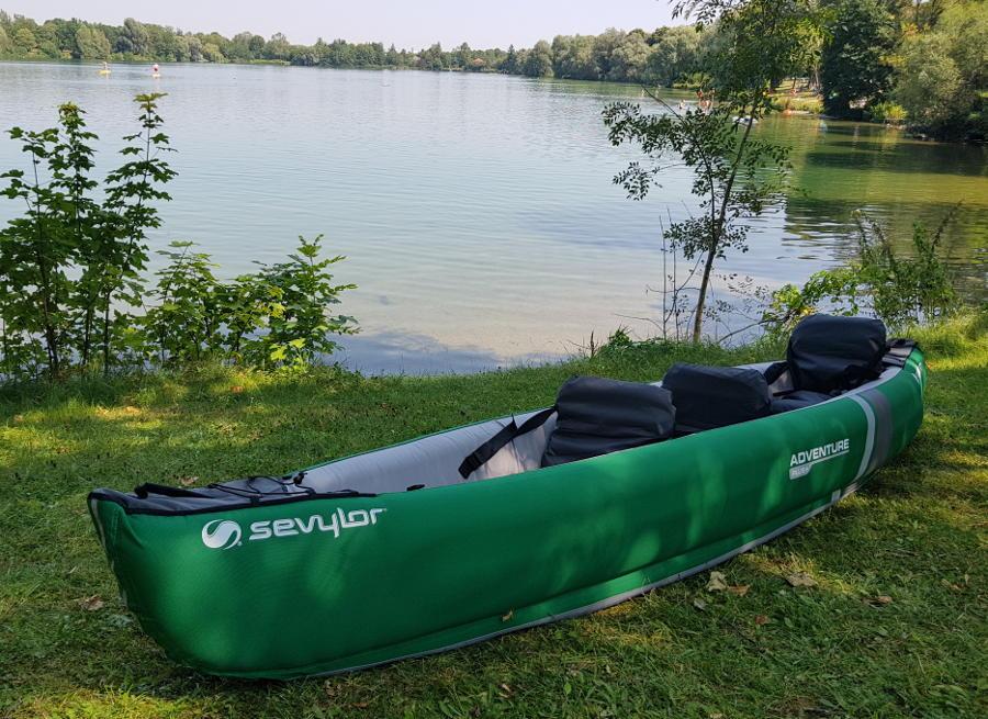 Sevylor Adventure Plus Review
