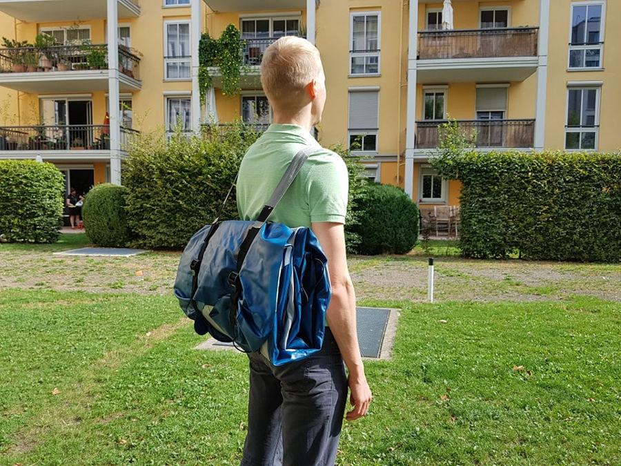 sevylor backpack