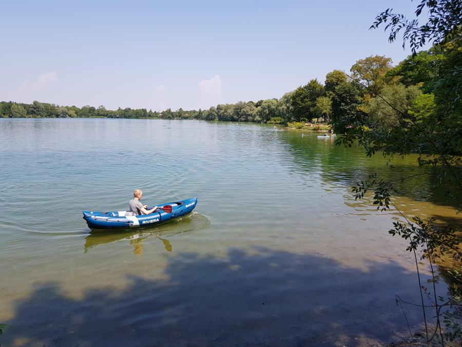 sevylor riviera experience
