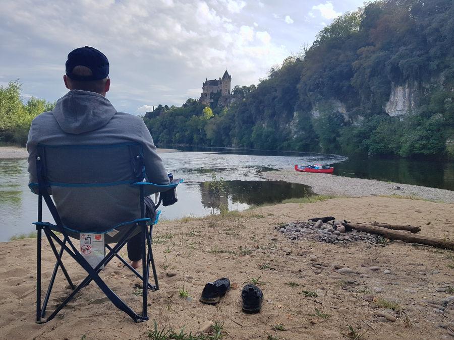 canoe trips france