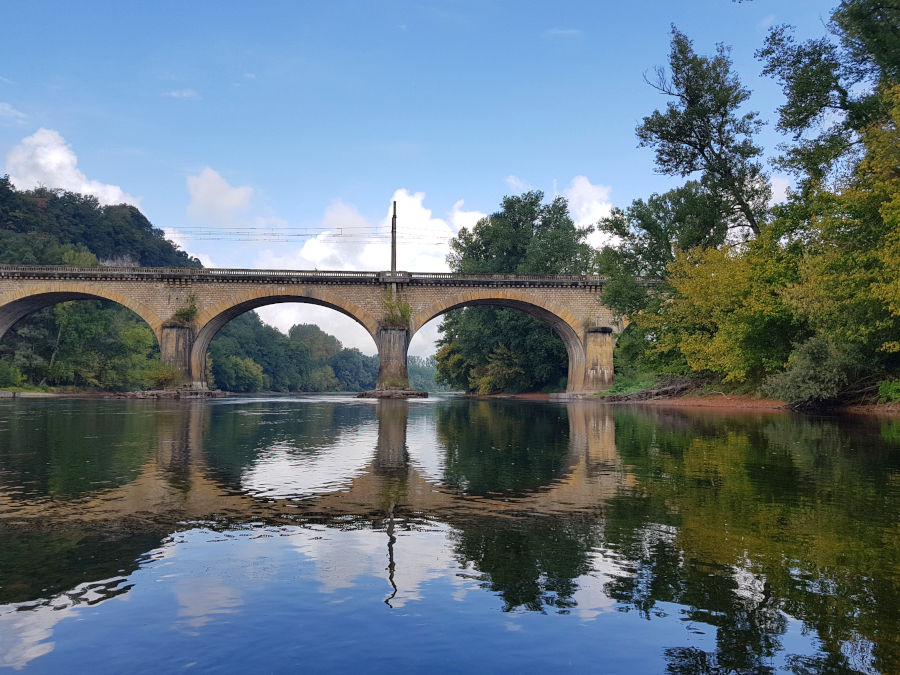 dordogne bridge