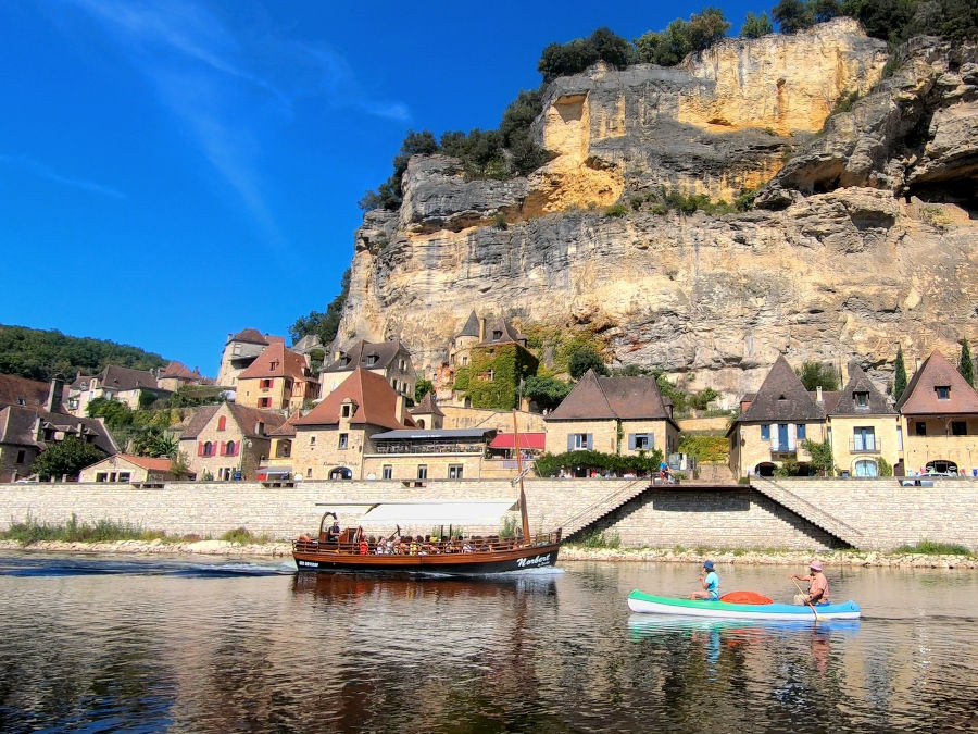dordogne village