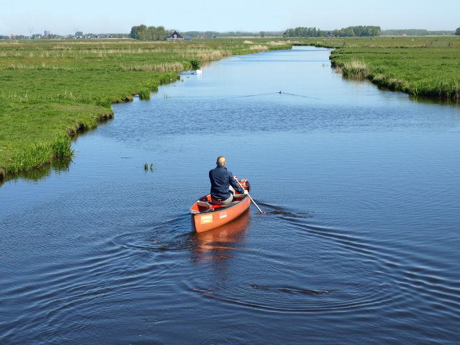 canoe trip netherlands