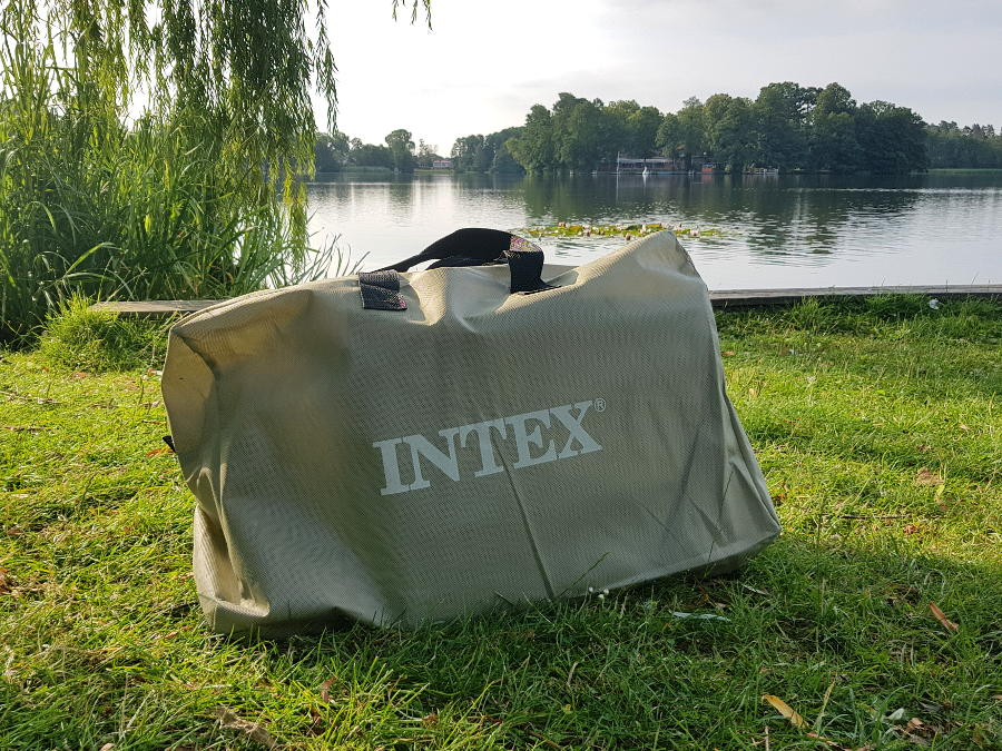 Intex Challenger K1 bag