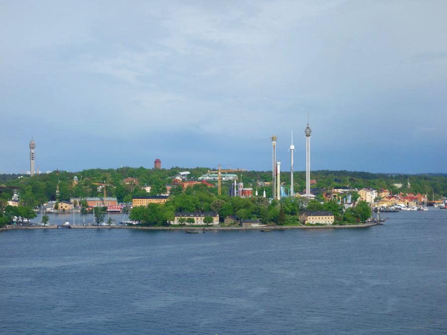 Stockholm Djurgarden