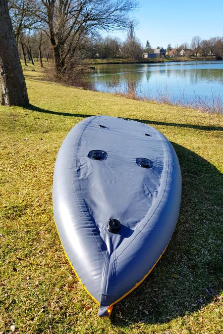 decathlon itiwit kayak quality
