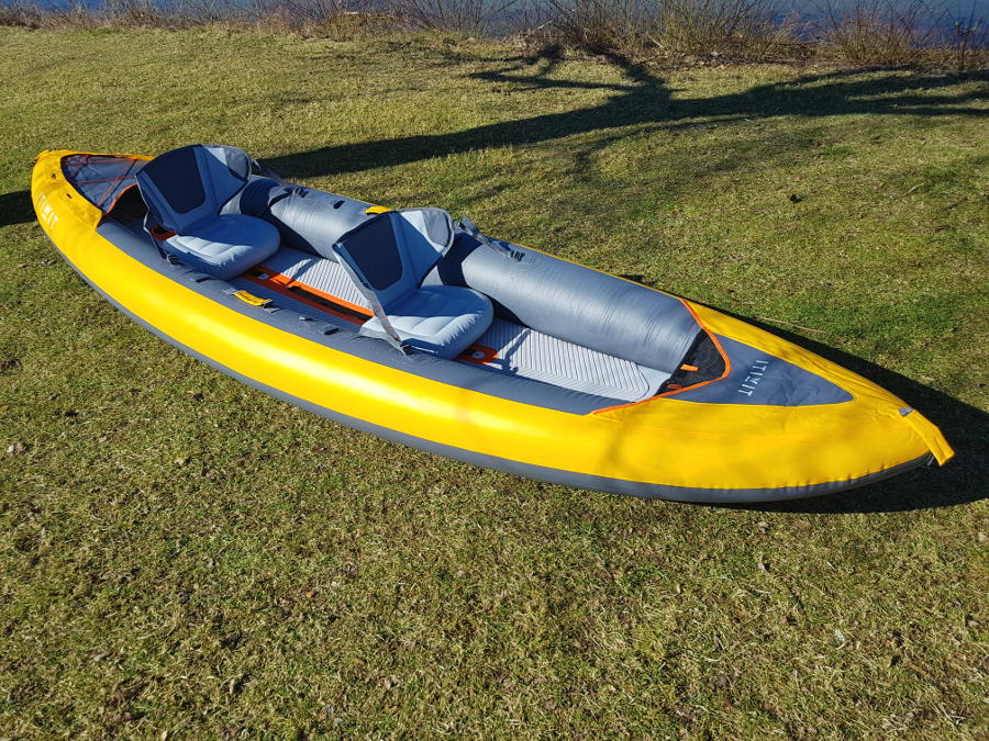 itiwit 2 person inflatable kayak