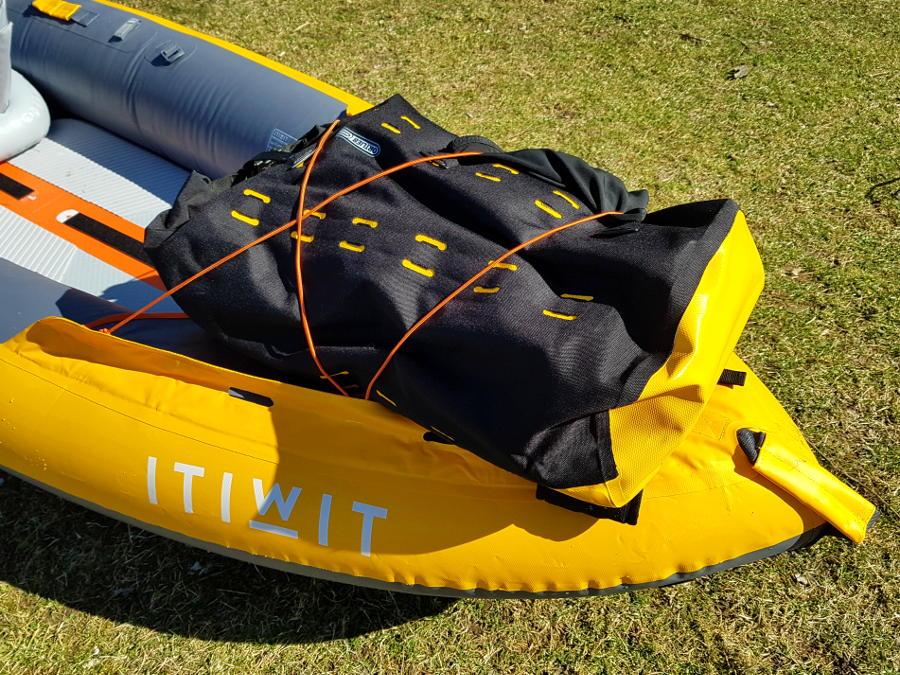 itiwit x100 kayak luggage