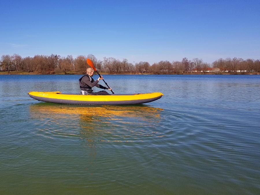 paddling review itiwit x100