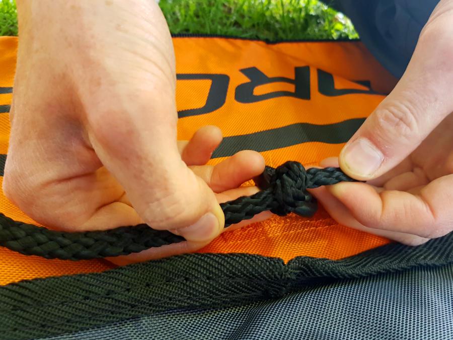 bestway hydro force ventura kayak rope