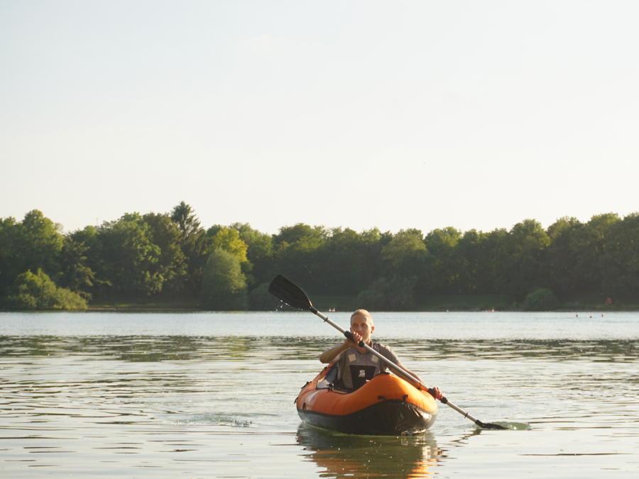 bestway ventura kayak review