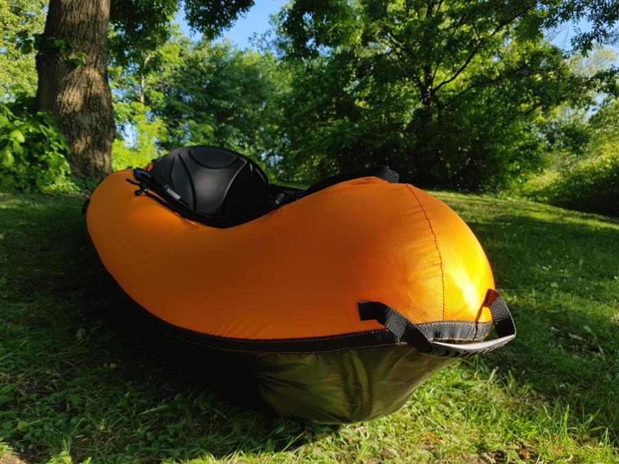 bestway venture kayak features