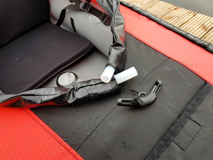 gumotex kayak cover