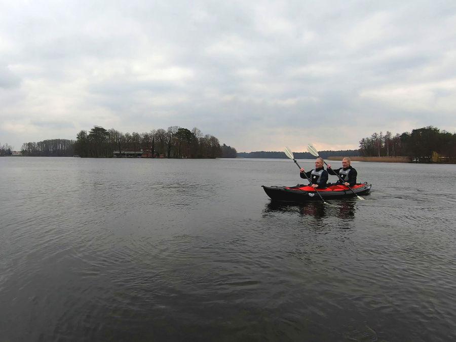 gumotex rush 2 persons kayak