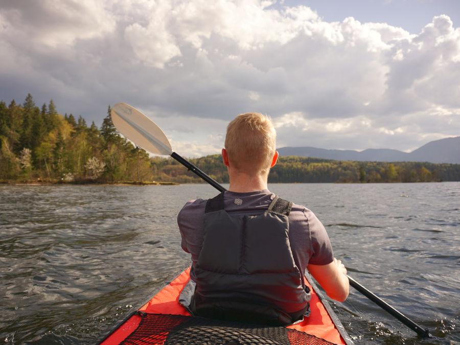 gumotex rush kayak