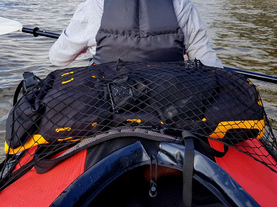gumotex rush luggage net
