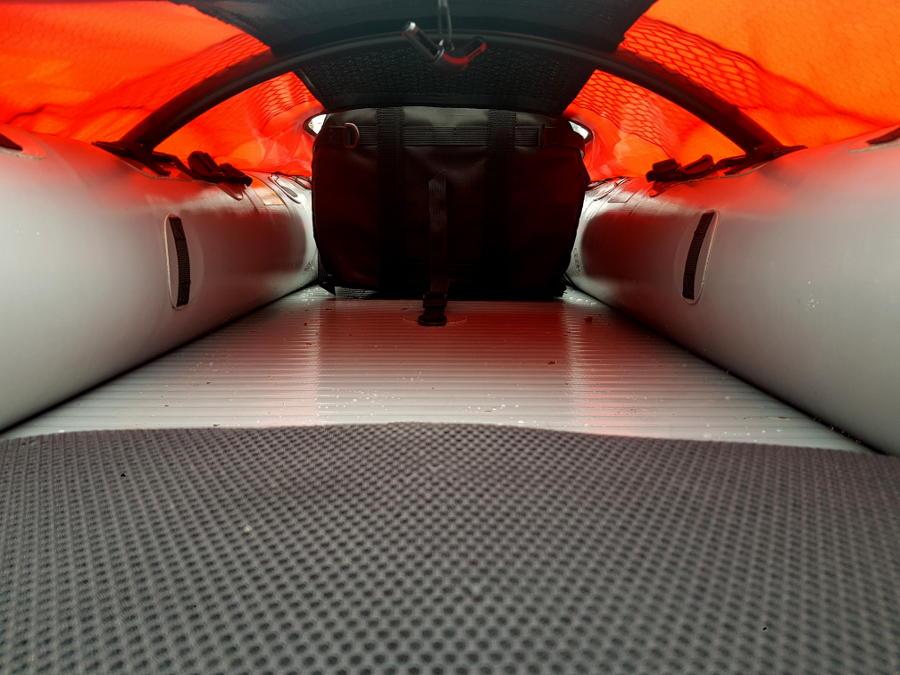 kayak drop stitch floor