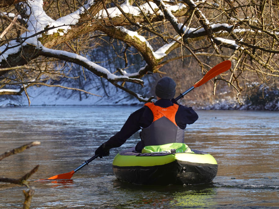 Itiwit river paddling