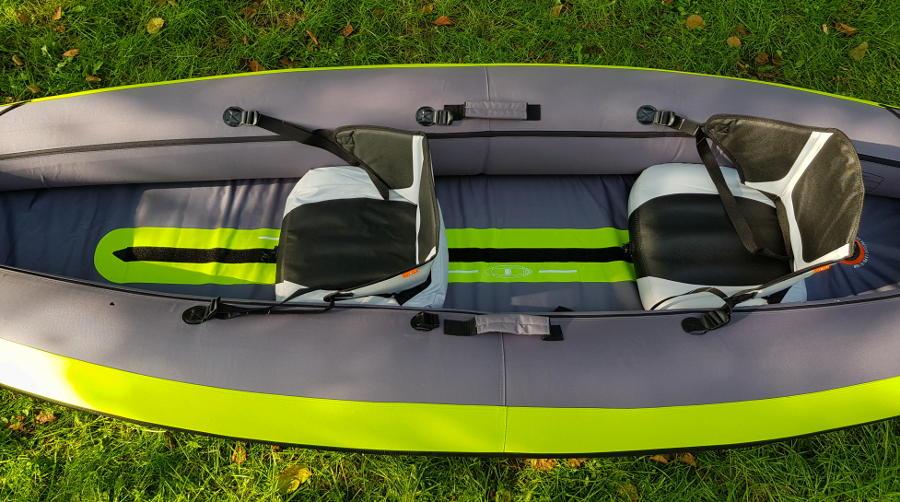 decathlon itiwit touring kayak