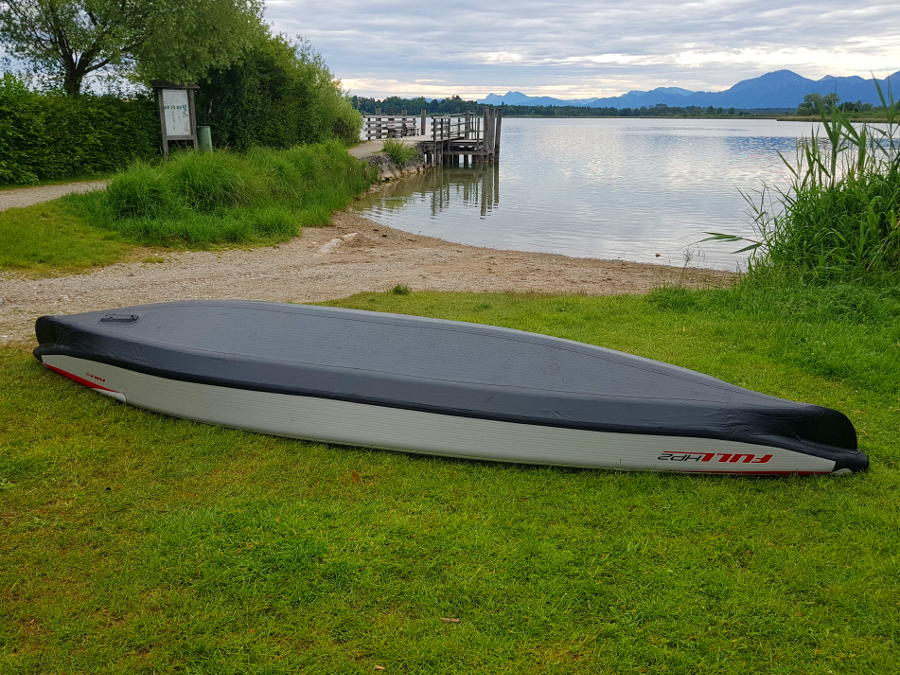 full drop stitch kayak hull