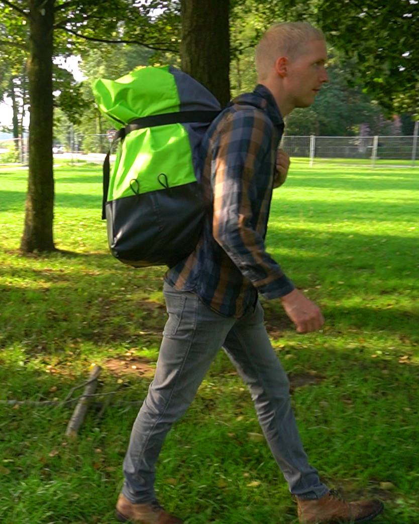 itiwit touring backpack
