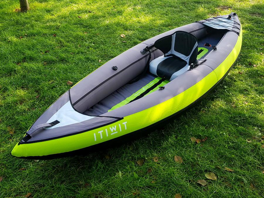 itiwit touring kayak 1 person