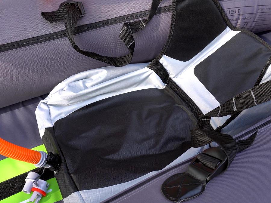 itiwit touring kayak seat