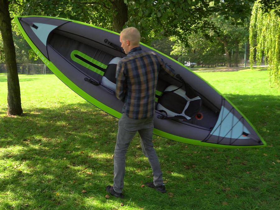 itiwit touring solo kayak