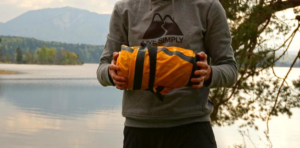 advantages packraft boats