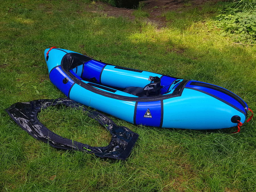 alpacka expedition removable cockpit whitewater