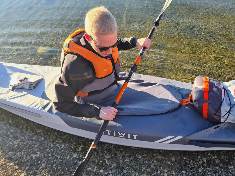 drop stitch kayak x500 review