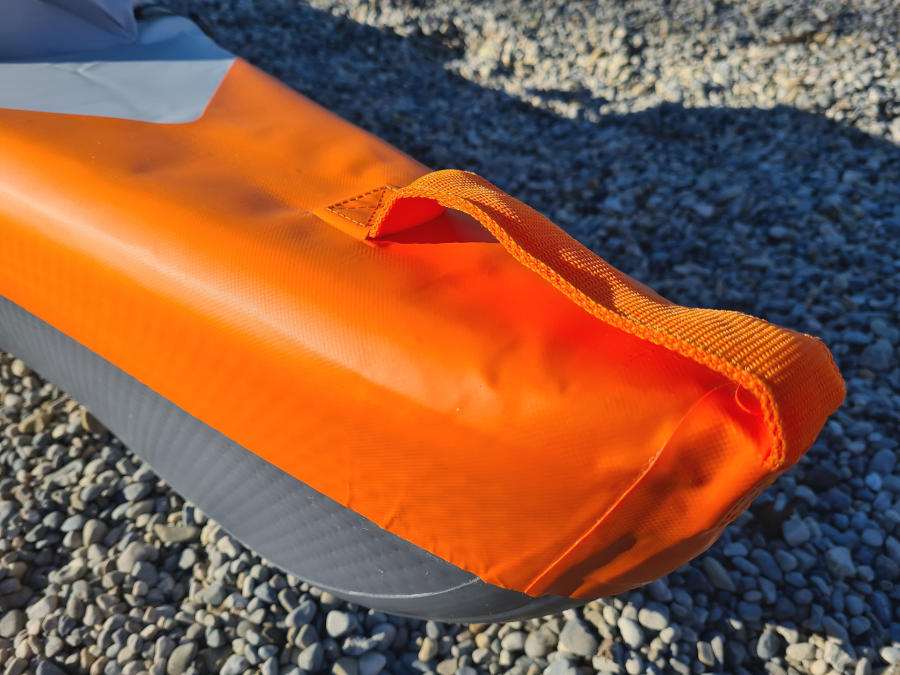 inflatable kayak x500 handle